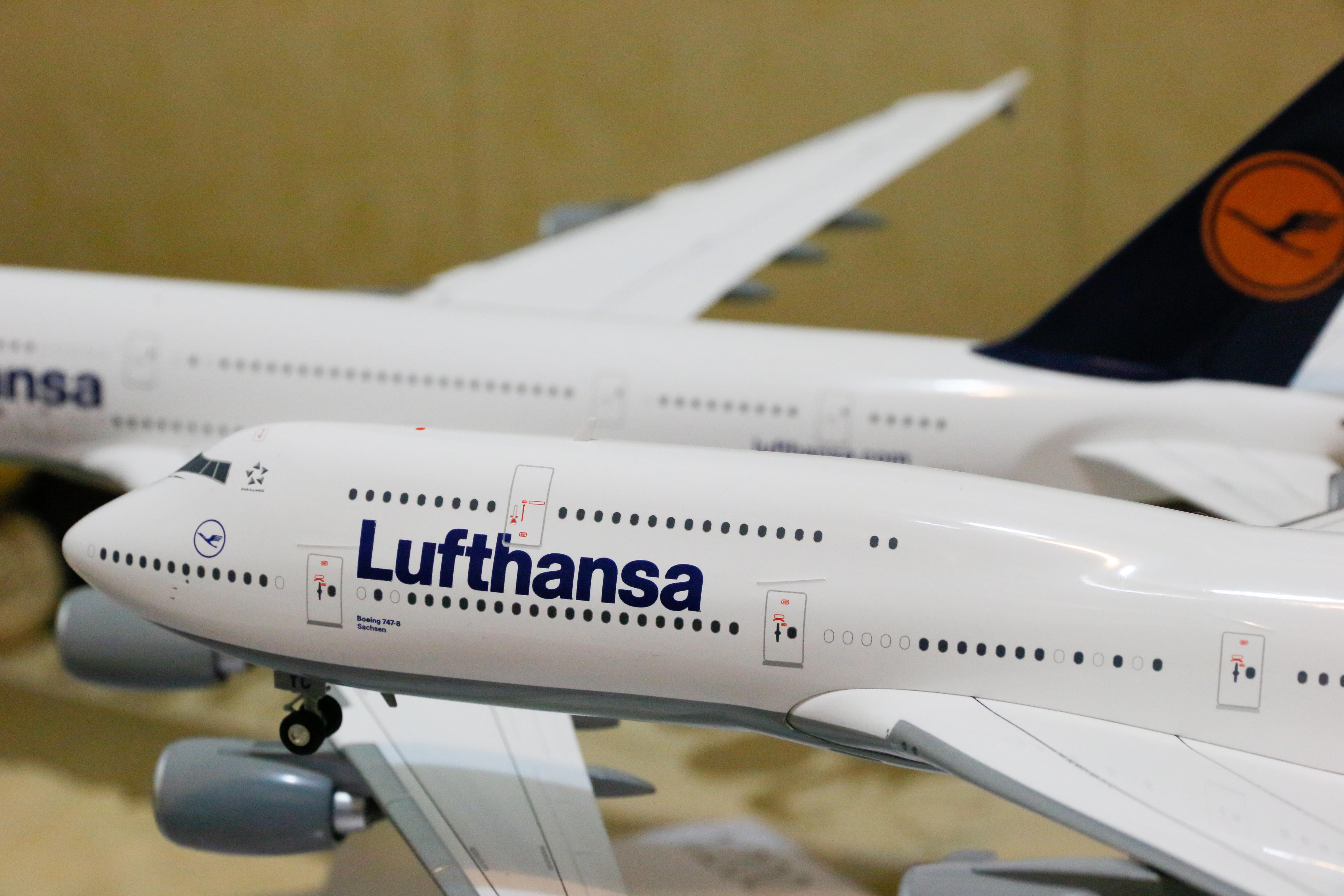 Lufthansa 模型
